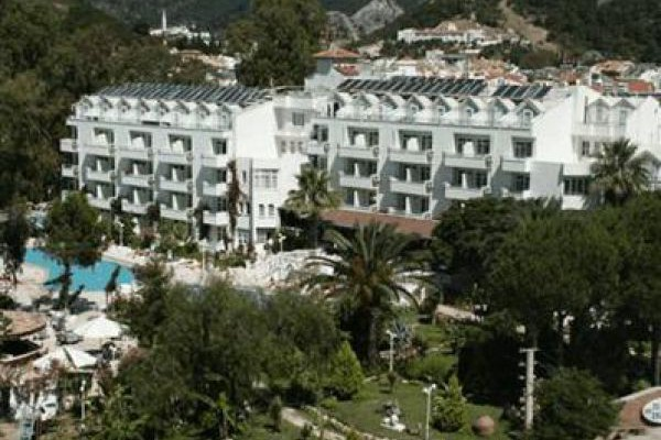 Halıcı Otel Marmaris