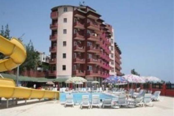 Werola Beach Hotel Alanya
