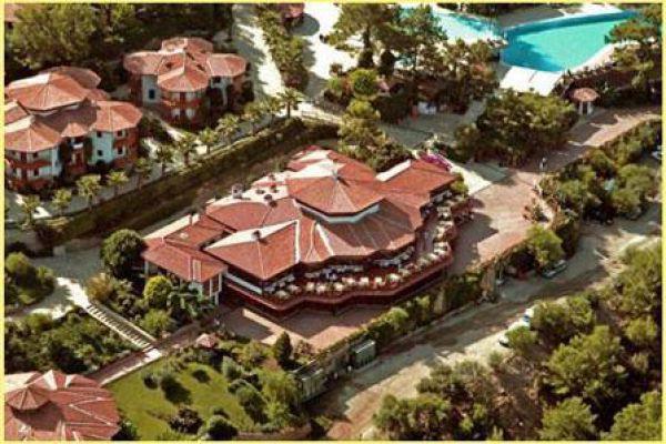 Montana Pine Resort Fethiye