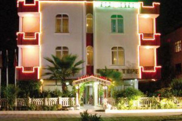 Tepe Otel Antalya