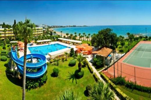 Yal�han Aspendos Hotel