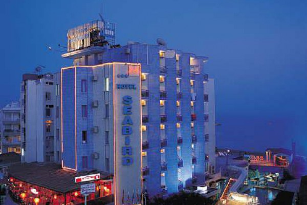 Sea Bird Otel Alt�nkum