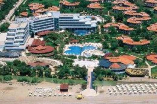 Sunrise Park Resort & Spa Otel Side
