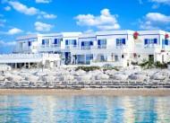 Otel Mavi Beyaz