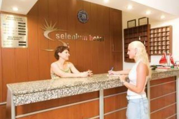 Selenium Otel Side