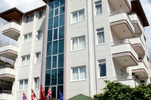 Sempati Apart Otel Alanya