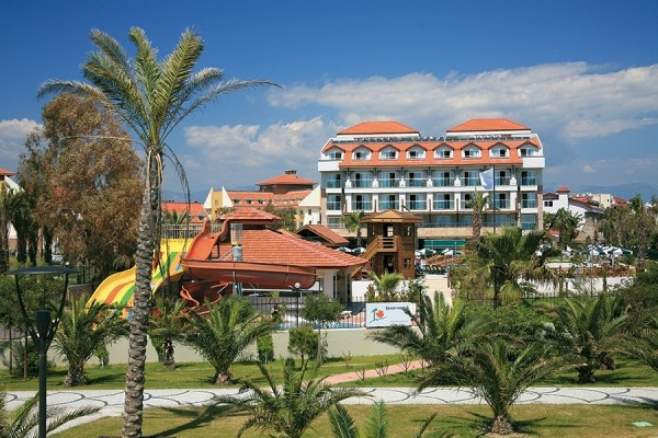 Seher Resort & Spa Side