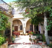Yasemin Cave House