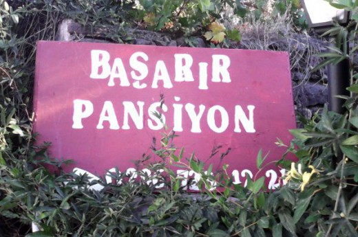 Ba�ar�r Pansiyon