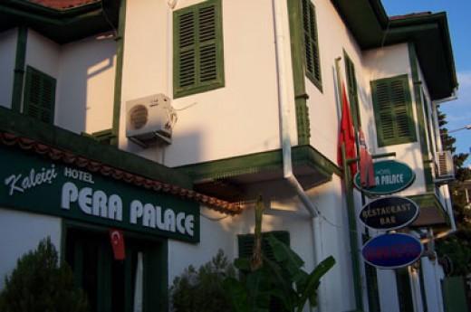 Pera Palace Otel
