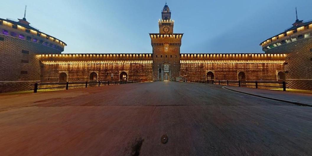 Castello Sforsezco