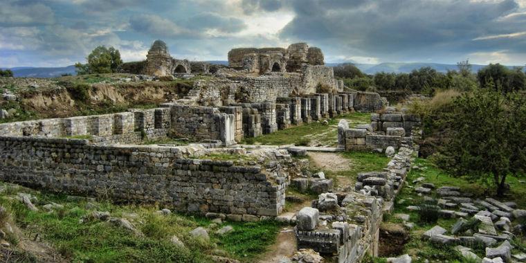miletos antik �ehri