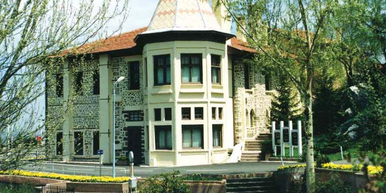 müze köşk