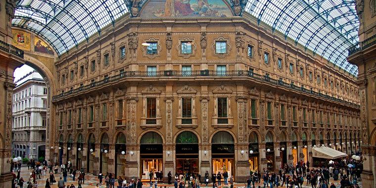 Milano Alışveriş