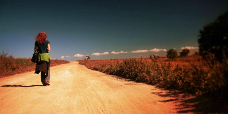 kad�nlar�n yaln�z seyahat etmesi