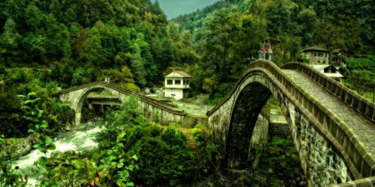 ortacalar çifteköprü