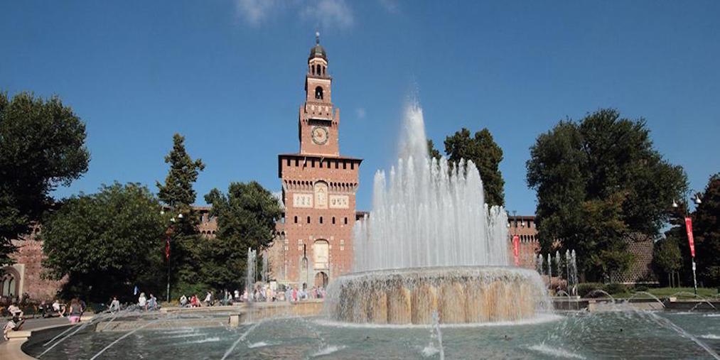 Castello Corso Como
