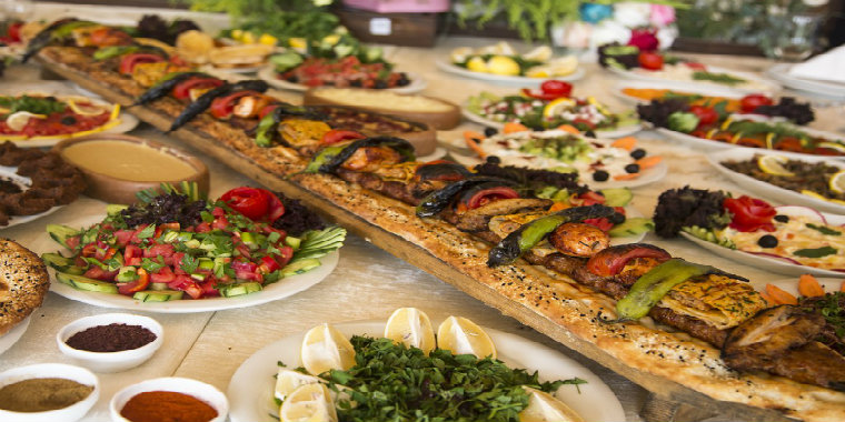 Adana kebab�