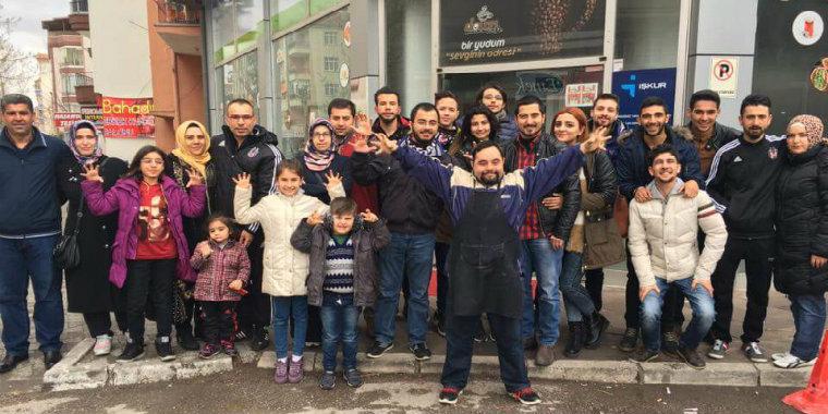 Aksaray Down Cafe