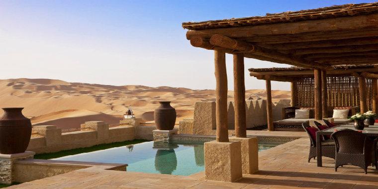 Qasr Al Sarab Oteli