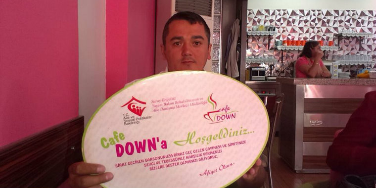 Ankara Kızılay Down Cafe