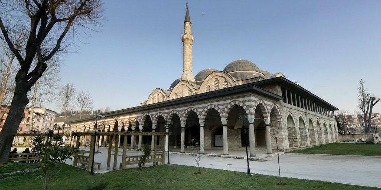Behram Paşa cami