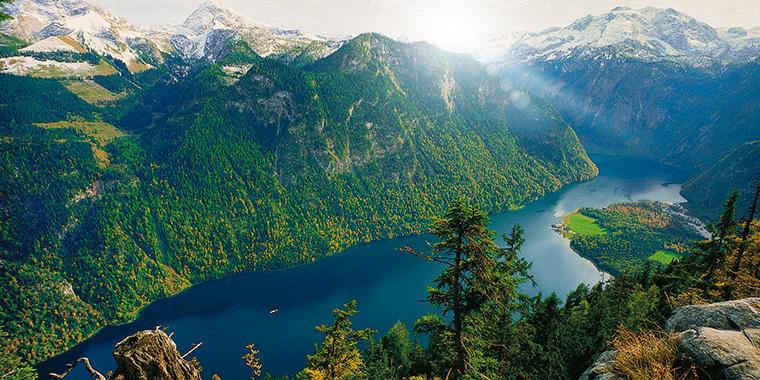 berchtesgaden milli park� almanya