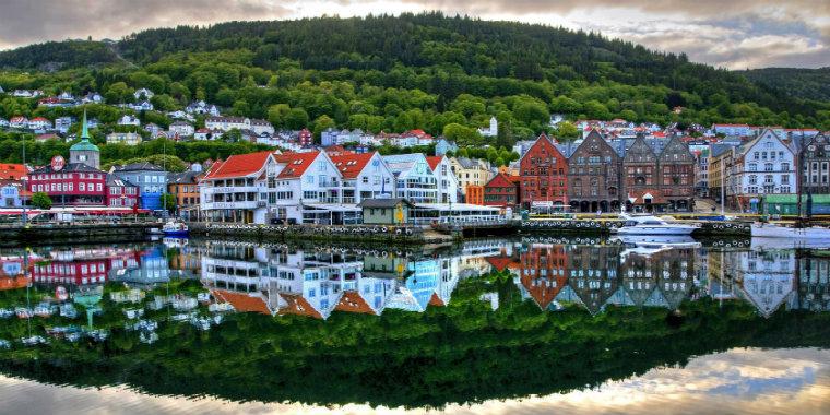Bergen Norveç