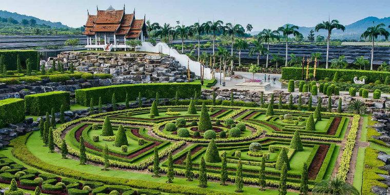 botanik parklar