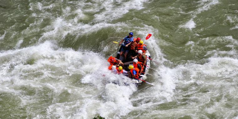 Rafting �oruh Nehri