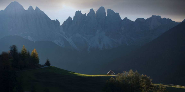 Funes - Dolomites Da�lar�