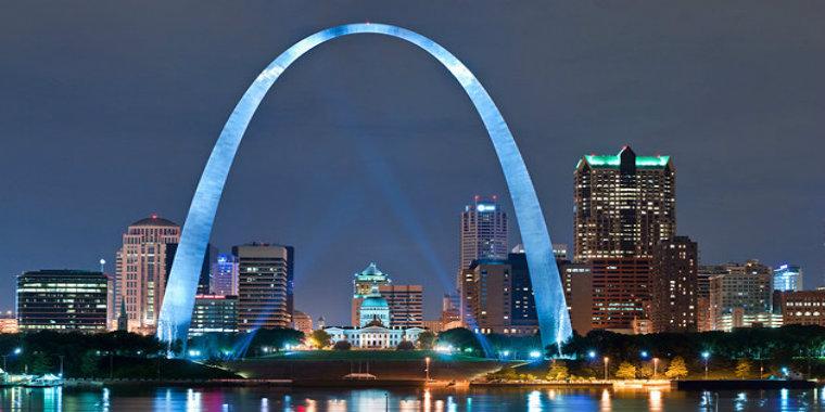 Gateway Arch Missouri