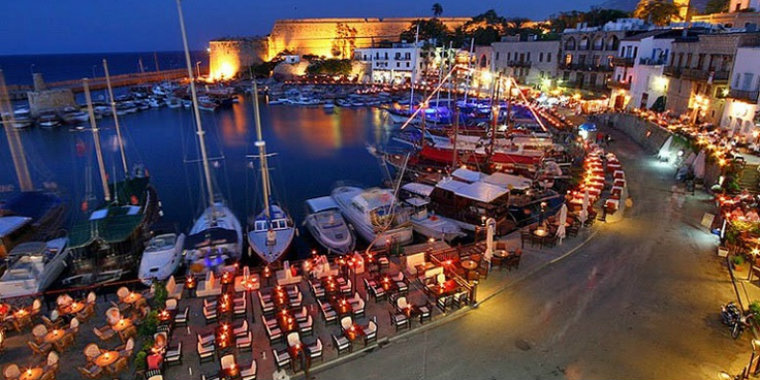 Girne liman�