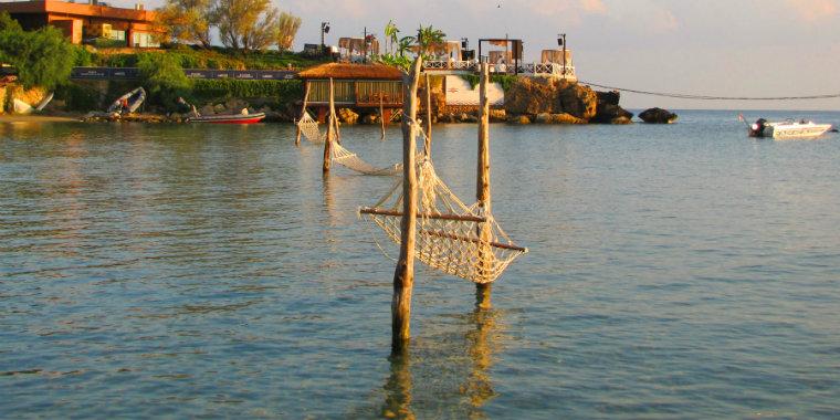 Girne denize girilebilecek yerler