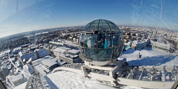 Globen_Skyview