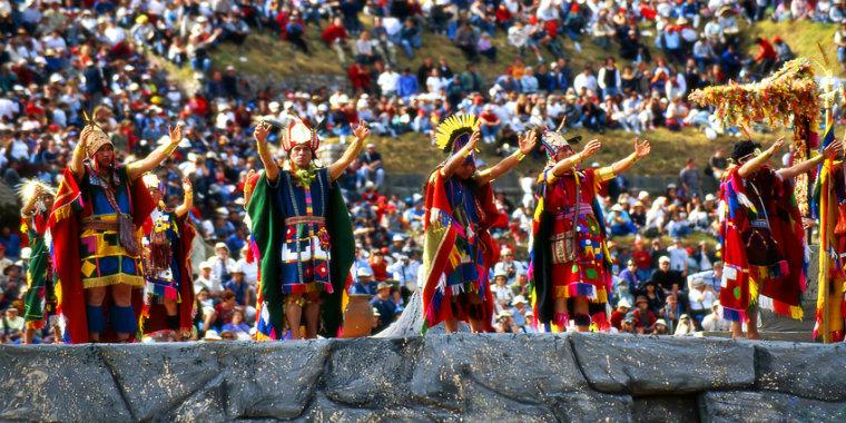 İnti raymi Festivali