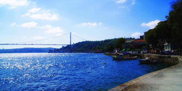 İstanbul sahilleri