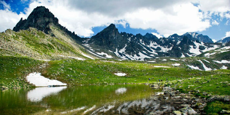 kaçkar dağları