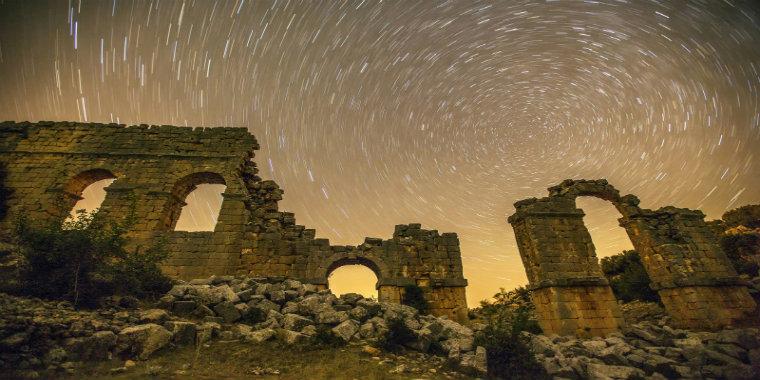 Silifke Uzuncaburç Olba Antik Kenti