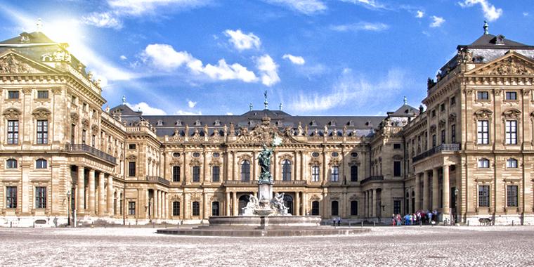 rezidans w�rzburg almanya