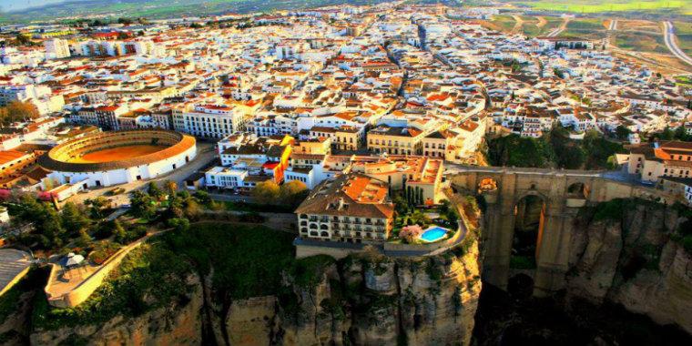 Ronda İspanya