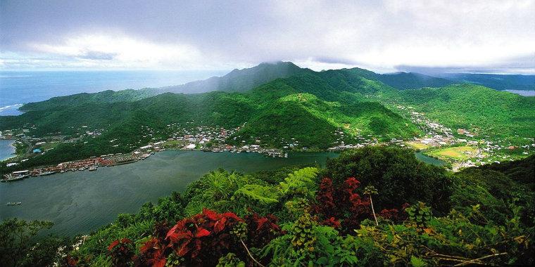 Amerikan Samoası Ulusal Parkı