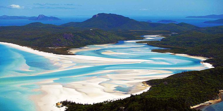 whitsunday adas� avustralya