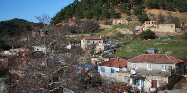 kazdağları arıklı köyü