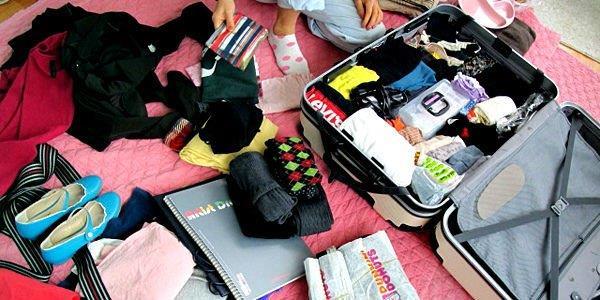 valiz hazirlama tuyolari