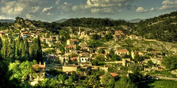 kazdağlarındaki köyler