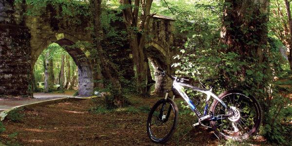 belgrad ormanı bisiklet parkuru