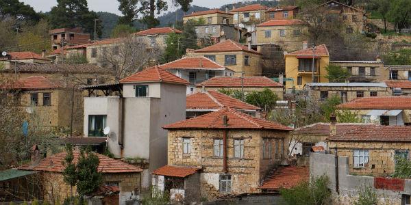 kazdağları köyleri