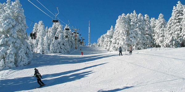 uludag kayak sezonu