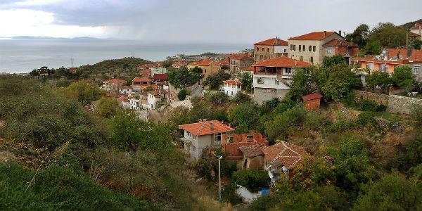 kazdağlarındaki turistik köyler